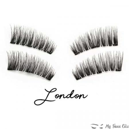 Faux Cils Magnetique London